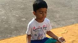 Kids Hatha Yoga - Home